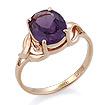Золотое кольцо с александритом (синт.) SL-0249-350 весом 3.3 г  стоимостью 11880 р.
